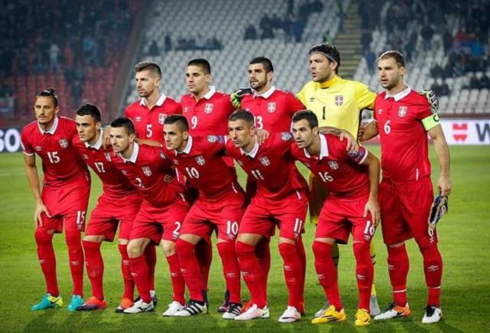 wm qualifikation serbische nationalmannschaft trifft