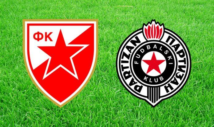 Roter Stern gegen Partizan