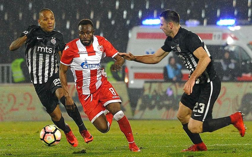 Fussball 156 Ewiges Derby Zwischen Partizan Und Roter