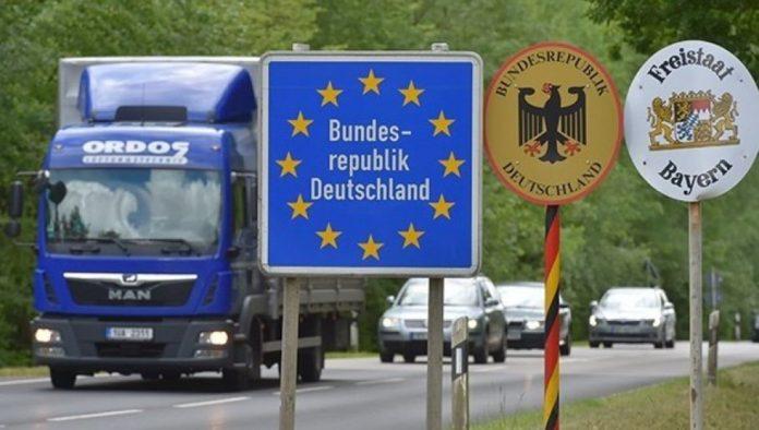 Grenzverkehr nach Deutschland