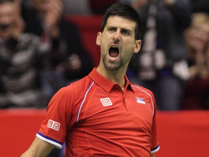 Novak ist ein Kämpfer