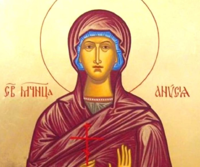 Heilige Anysia