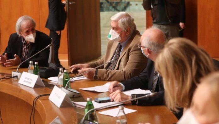 Krisenstab der serbischen Regierung