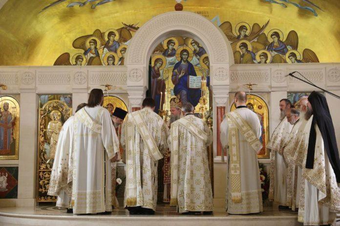 serbisch-orthodoxe Bischöfe