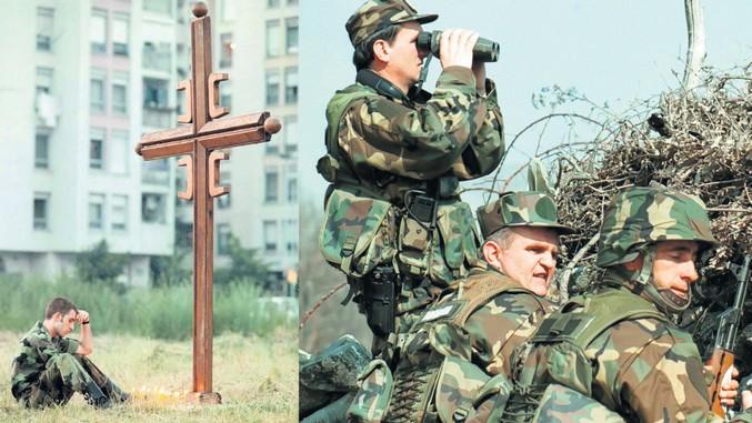 Nach dem Kumanovo-Abkommen_Einheiten der Gendarmerie