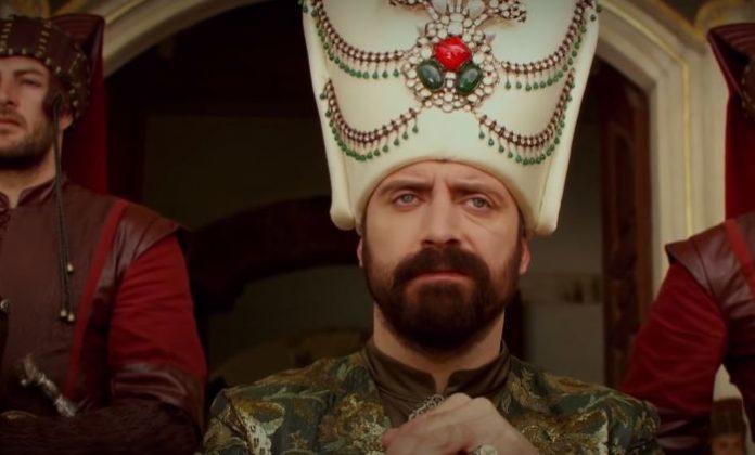 Süleyman in Filmszene
