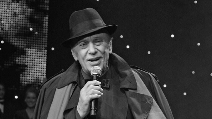 Tozovac bei einem seiner letzten Auftritte