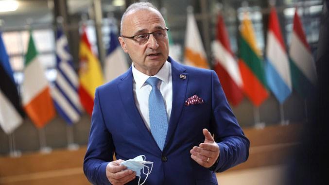 Kroatiens Außenminister Grlic-Radman