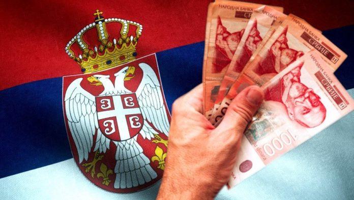 Ab heute zahlt der serbische Staat die Coronahilfe von 3000 Dinar aus