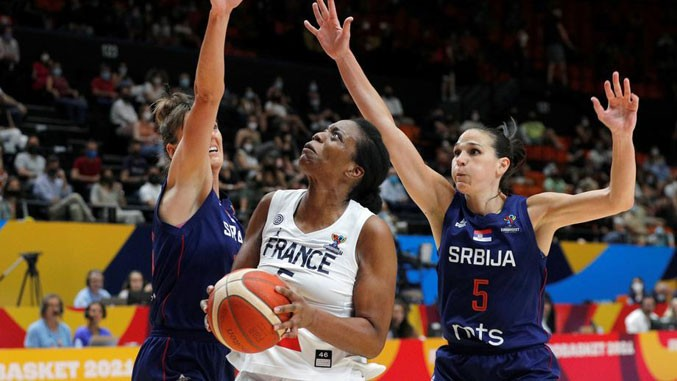 Sonja Vasic zeigte sehr gute Leistungen