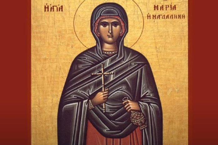 Ikone von Maria Magdalena