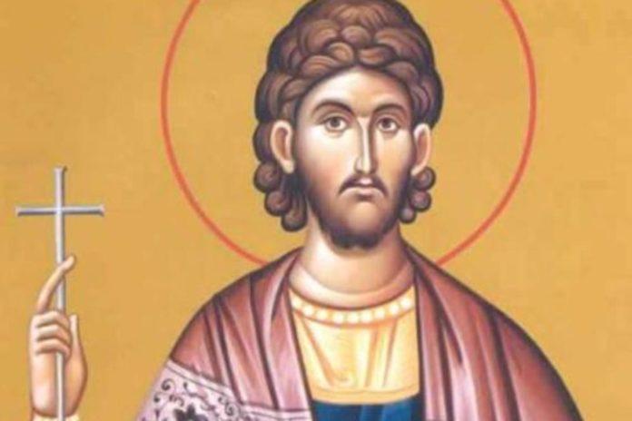 Agatonik war ein Märtyrer aus dem 3. Jahrhundert