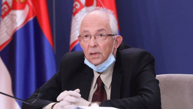 Dr Predrag Kon befürchtet neue Maßnahmen im Kampf gegen Corona