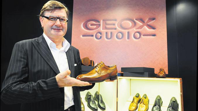 Geox hat seine Produktion in Vranje eingestellt