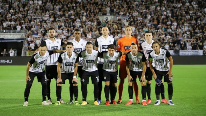 Partizan besigte gestern Sotschi