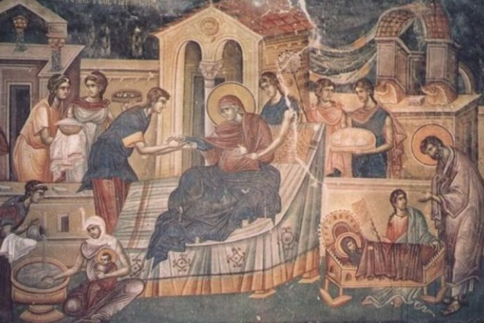 Marias Geburt