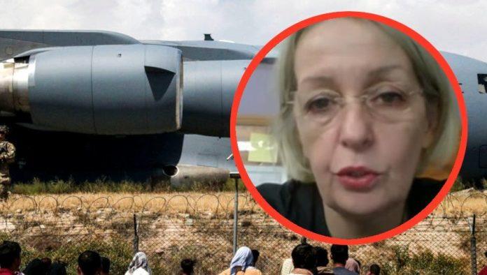Auch Milka Damjanovic konnte inzwischen Afghanistan verlassen