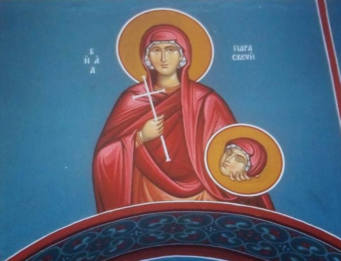 Die heilige Paraskeva