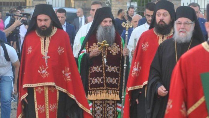 Patriarch Porfirije sprach zum Gedenken an Oluja