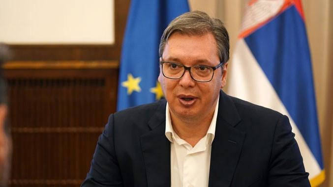 Serbiens Präsident bekennt sich zur Republika Srpska und den Serben im Kosovo