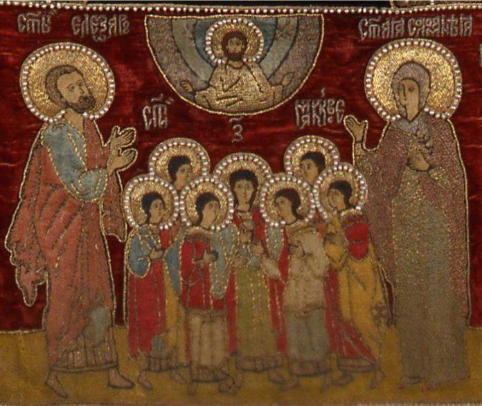 Die sieben Makkabäer blieben ihrem Glauben treu