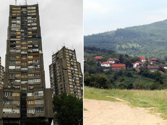 Viele ziehen wegen der Arbeit nach Belgrad