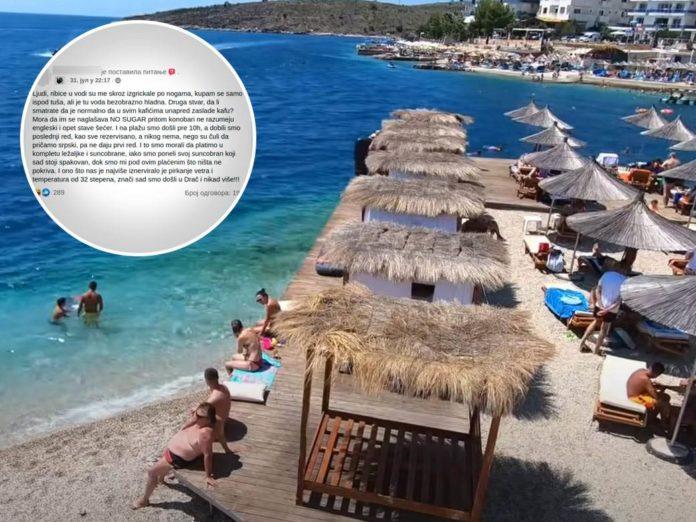 Strandurlaub in Albanien