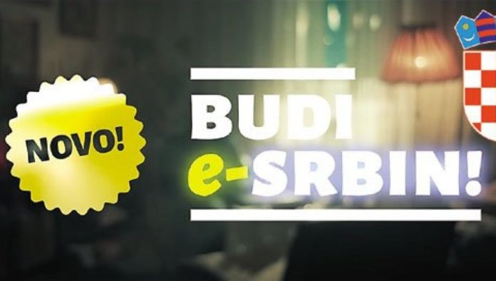 Eine Kampagne soll Serben für die kroatische Volkszählung mobilisieren