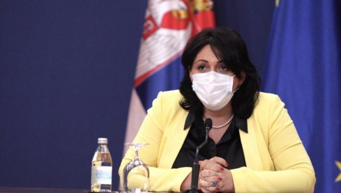 Dr. Marija Zdravkovic leitet eine Covidklinik