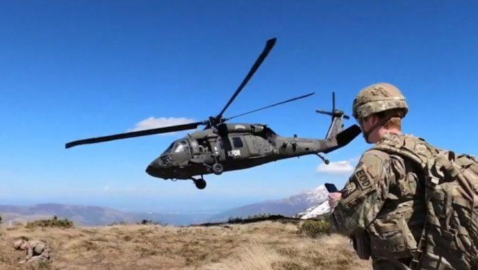 Die KFOR hat ihre Truppenpräsenz an der administrativen Grenze verstärkt