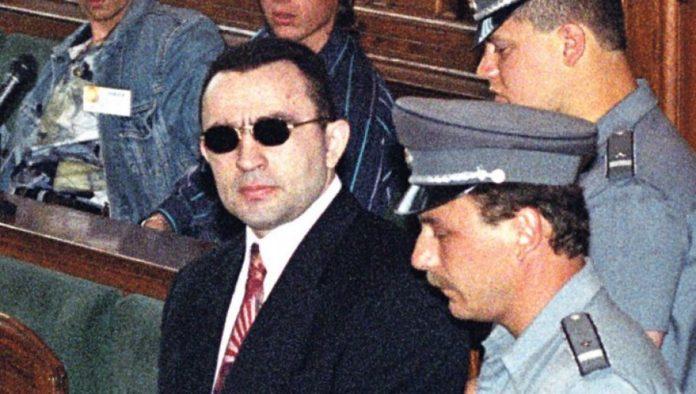 Der Serienmörder Marinko Magda vor Gericht