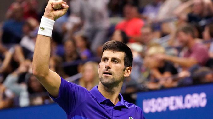 Novak triumphierte einmal mehr in New York