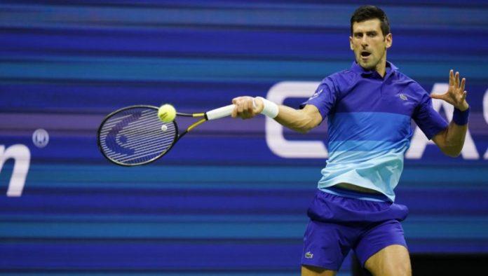 Trotz Störungen lieferte Novak eine tolle Leistung in New York