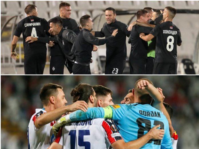 Partizan und Roter Stern sind auf einem guten Weg