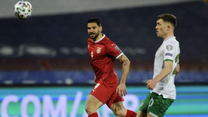 Mit einem Unentschieden endete die Begegnung Serbiens mit Irland
