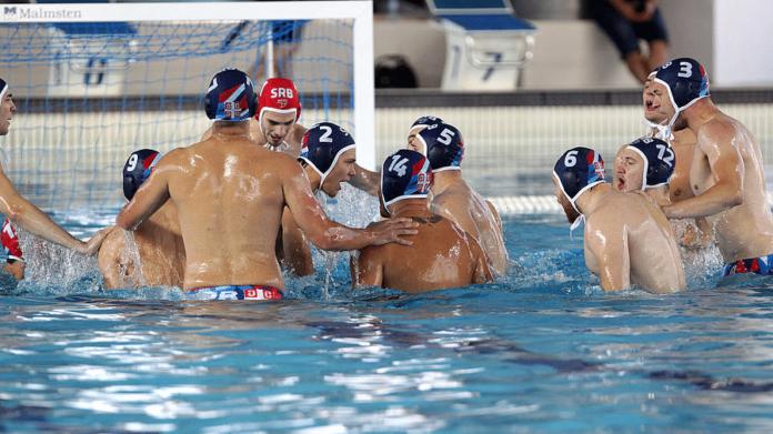 Serbiens Junioren holten in Prag Gold