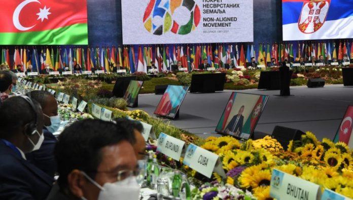 Die Jubiläumskonferenz der Blockfreien Staaten ging gestern in Belgrad zu Ende