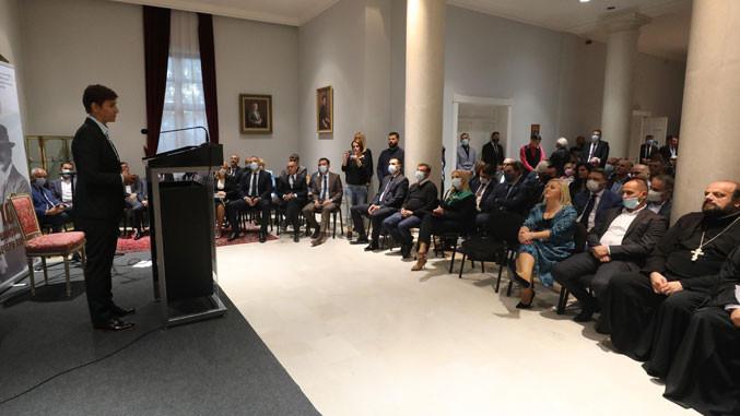 Die serbische Premierministerin besuchte die serbische Gemeinde in Mostar
