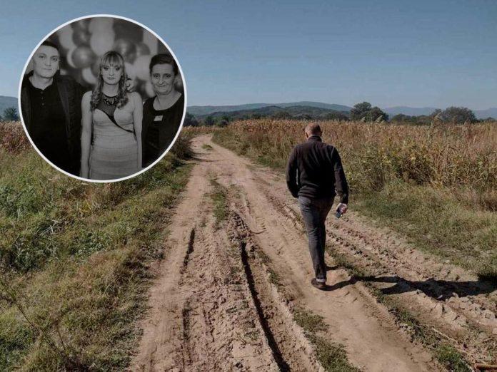 Ermordete Familie Djokic und Tatort