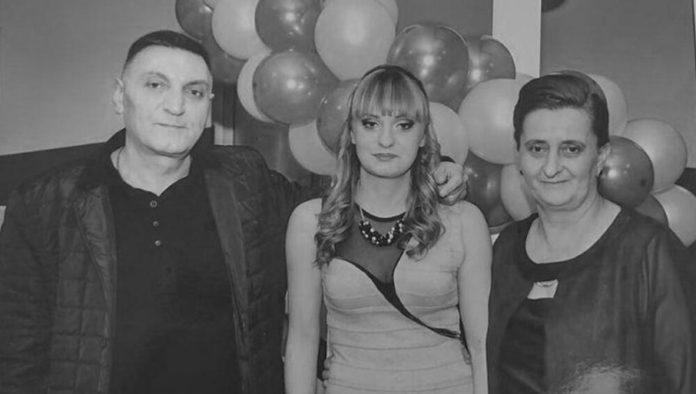 Heute ist die Beisetzung der Familie Djokic