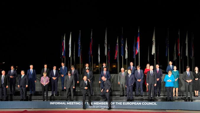 Treffen für die Zukunft der EU