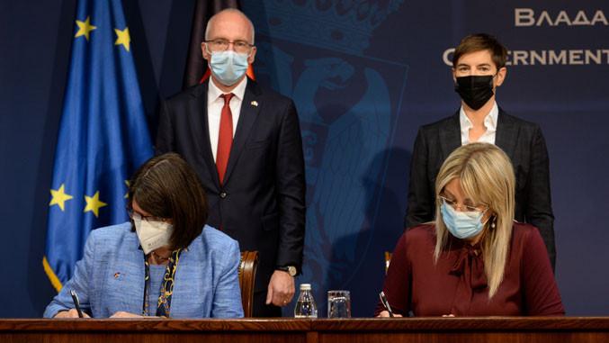 Deutschland und Serbien wollen gemeinsam am Klimaschutz arbeiten